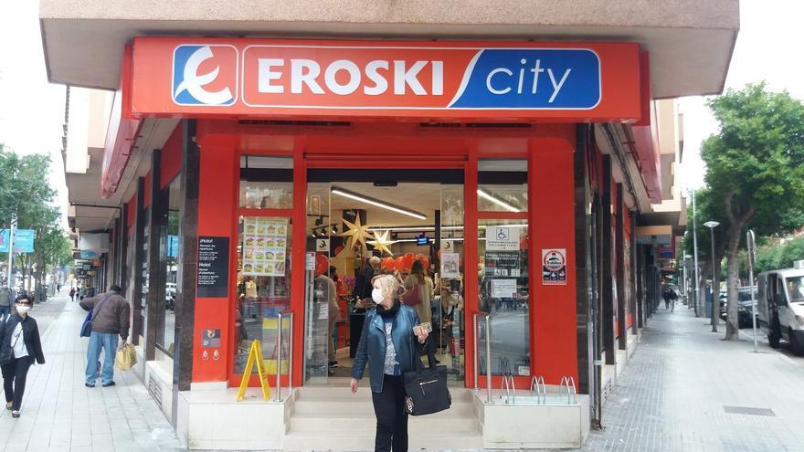 Eroski inauguró 52 franquicias en 2020, seis de estas en Baleares