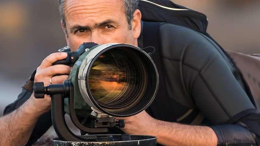 Mario Suárez habla sobre aves y fotografía en las Dominicas