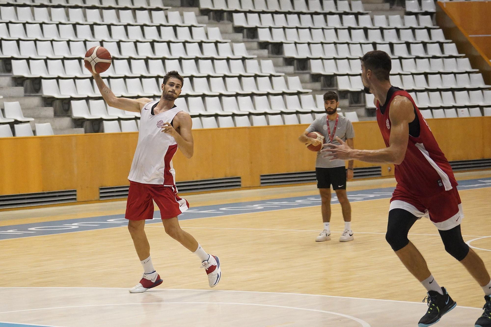 El Bàsquet Girona compta els dies per competir de nou
