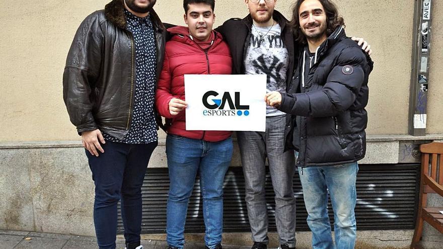 """""""Los gallegos también jugamos a videojuegos"""""""