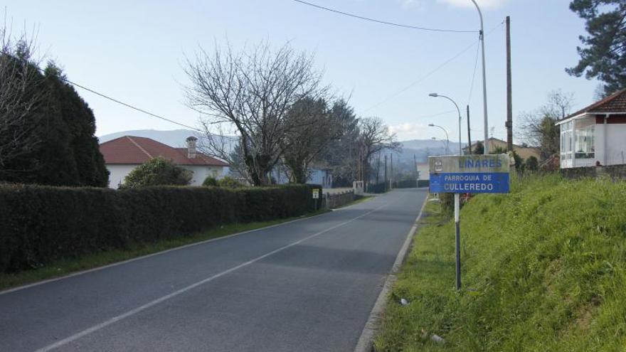 La Diputación da luz verde a la inversión para construir la senda peatonal en Liñares