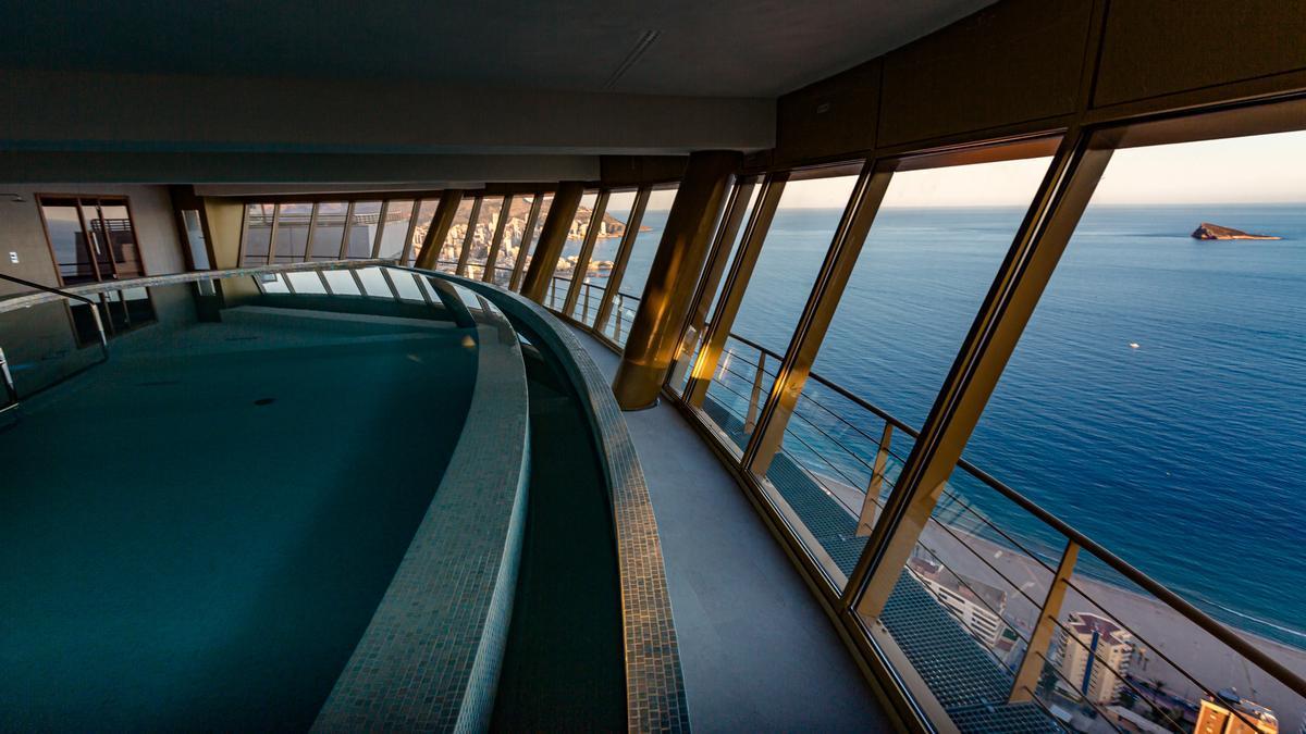 Así es el rascacielos Intempo de Benidorm, el residencial más alto de Europa