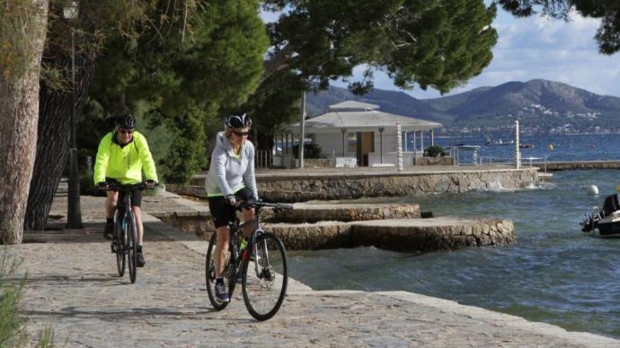 Einbruch der Urlauber-Zahlen auf Mallorca im Januar