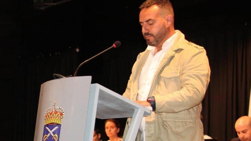 Ferreira acude a la Justicia para que un edil del PP devuelva sus balas