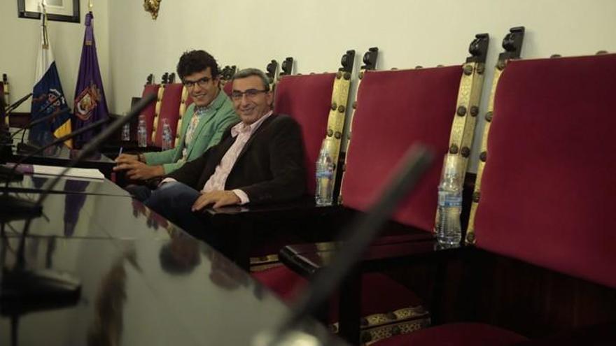 El Ayuntamiento de La Laguna reprueba a Zebenzuí González y lleva su caso ante la Fiscalía