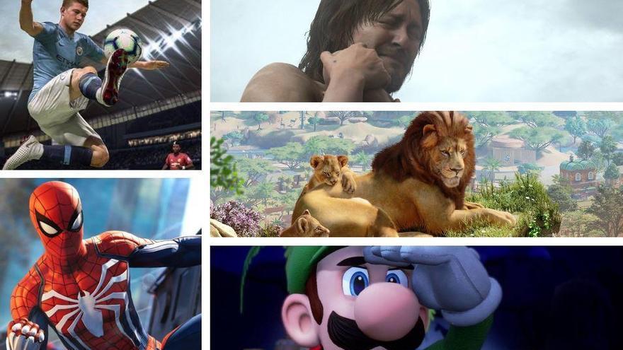 Els 10 millors videojocs per regalar aquest Nadal
