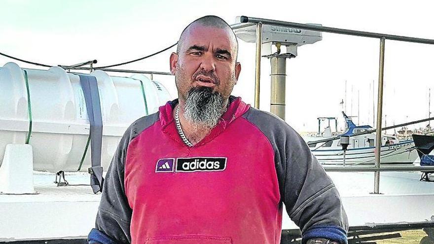 Sergio Albiol: «El sector pesquero está dando sus últimos coletazos»