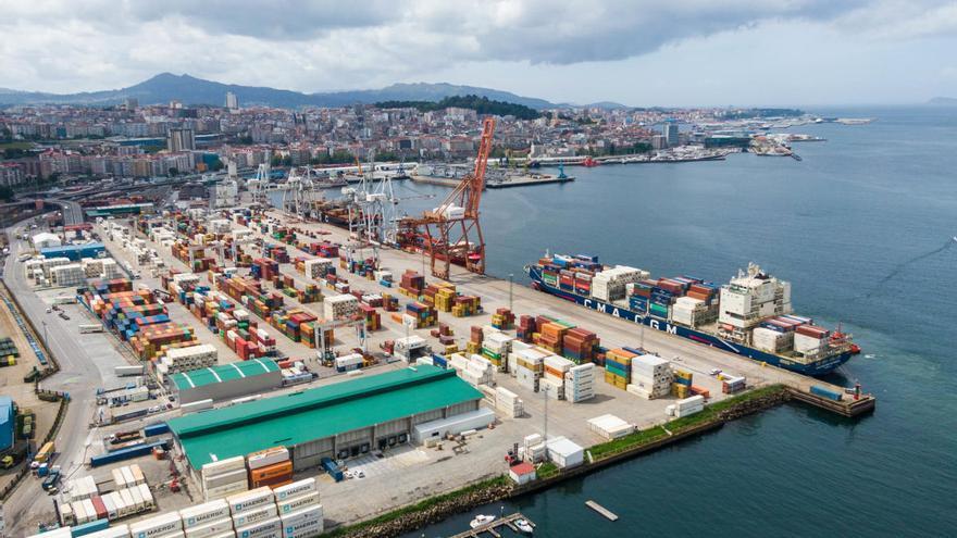 Vigo traza la senda en un año de pandemia: es el puerto que más creció en toda España