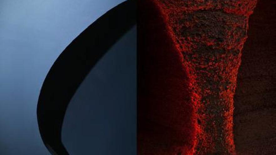 Exposición Hipótesis: La memoria de la forma, de Rafael Arocha