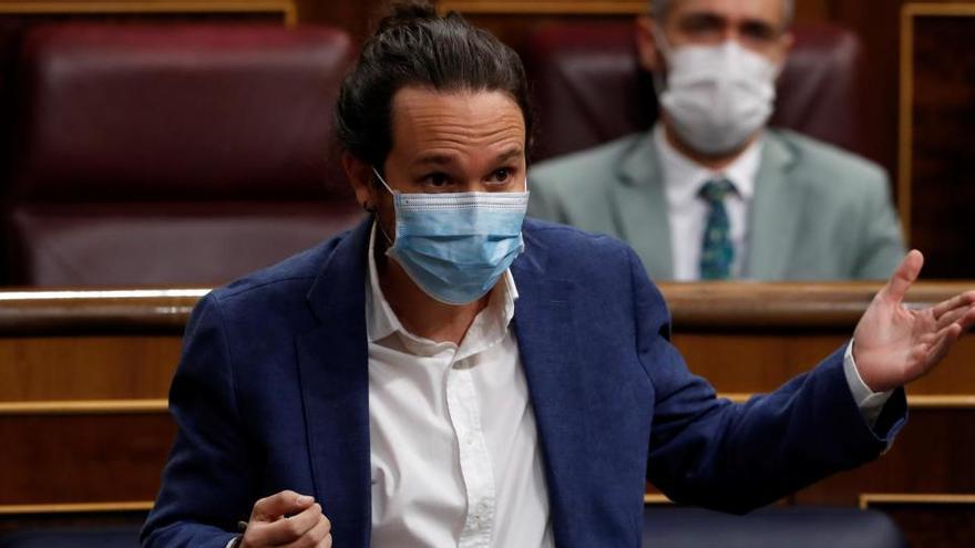 """Iglesias pide usar los fondos de recuperación para crear una nueva """"clase empresarial"""""""