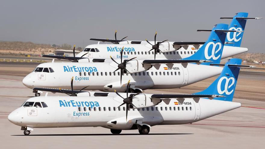 La venta de Air Europa pone en bandeja a IAG el control casi absoluto de los vuelos en Asturias