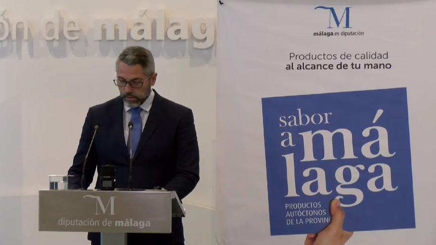La Diputación presenta Sabor a Málaga en el Salón H&T 2021