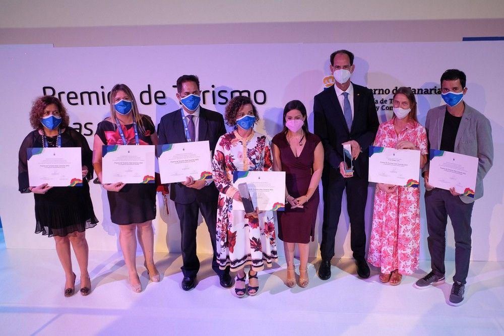 Premios de Turismo Islas Canarias 2021
