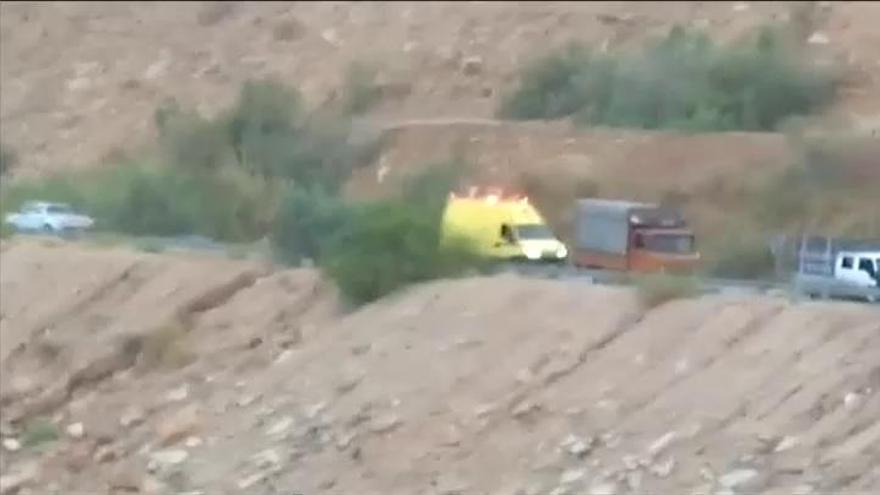 Hasta 18 muertos y 35 heridos por inundaciones en Jordania