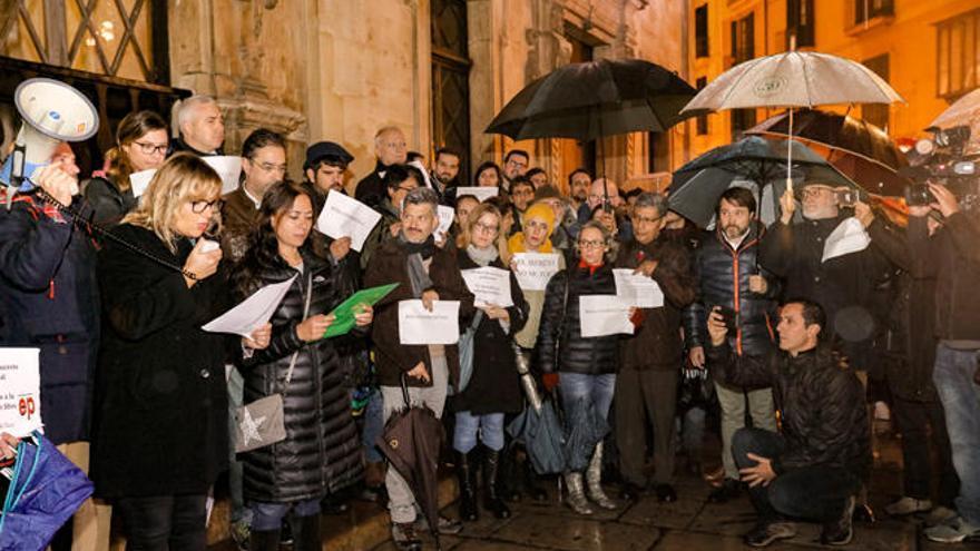 La plataforma Defende a Galega, XV Premio José Couso de Libertad de Prensa