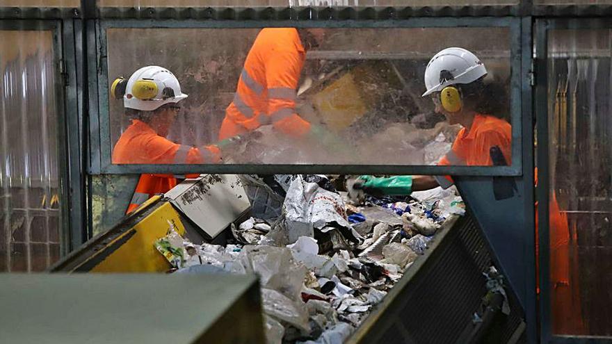 El consorcio congela la tasa para 2022  de eliminación de los residuos urbanos