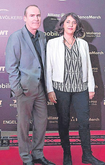 Ciro Krauthausen y Marisa Goñi.
