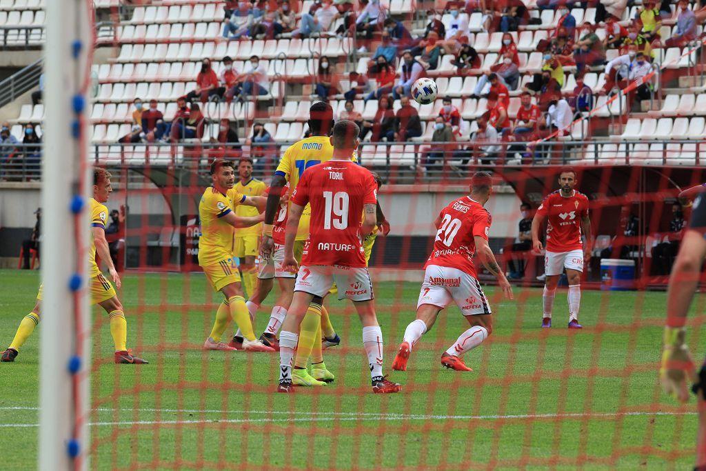 Real Murcia - Cádiz B