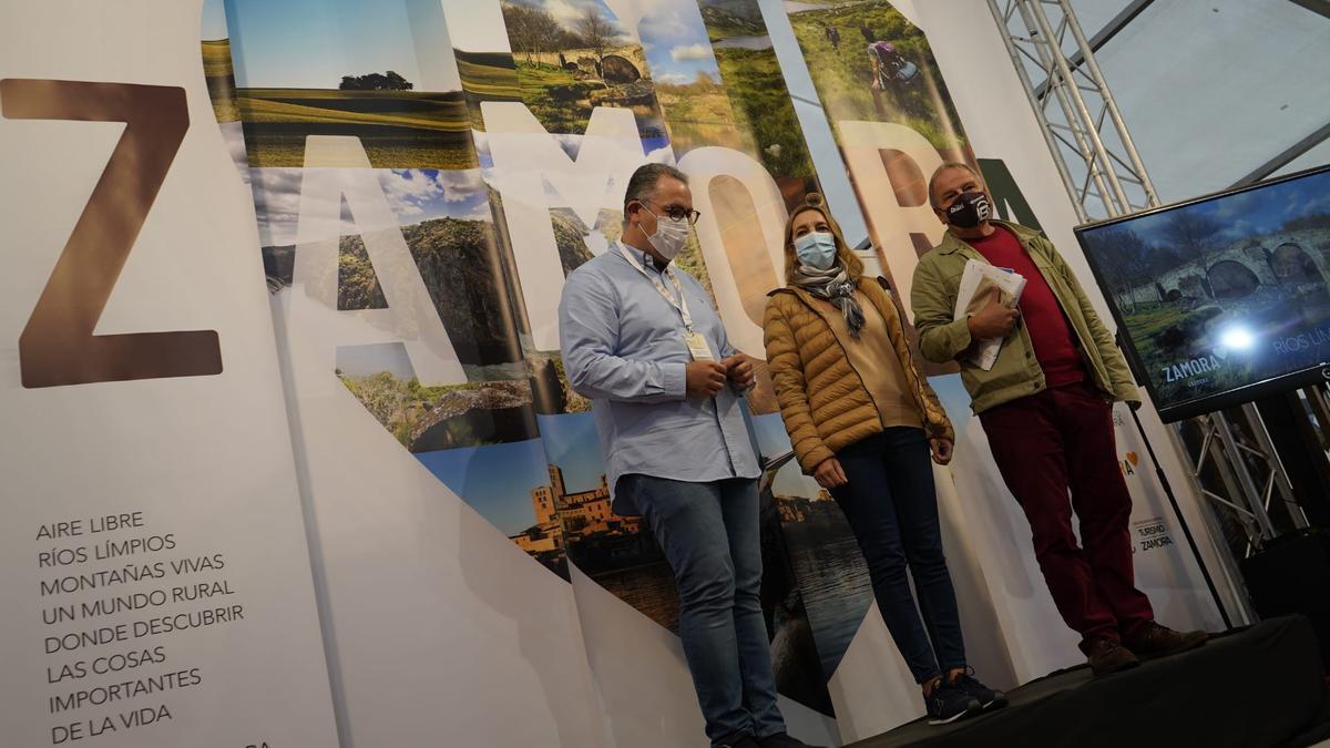 GALERÍA | El ecoturismo se vende en la feria Naturcyl