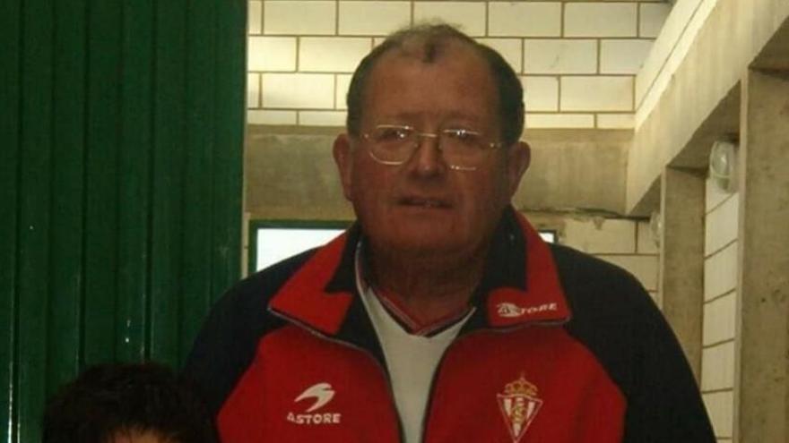 Fallece Bernardo González, fundador de la Escuela de Fútbol de Mareo en Logroño