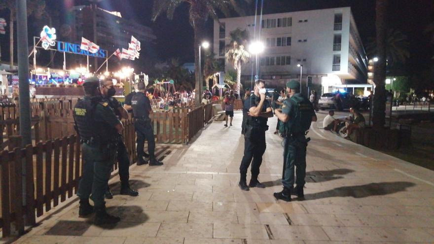 Sant Antoni crea una unidad para detectar fiestas ilegales a través de las redes sociales en Ibiza
