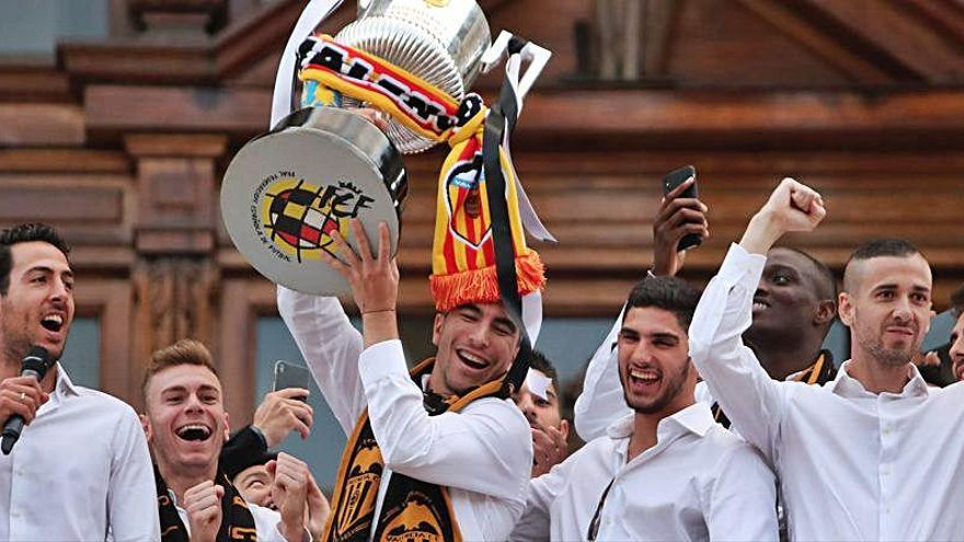 ¡Histórico! Los días que el Valencia CF fue campeón de Copa