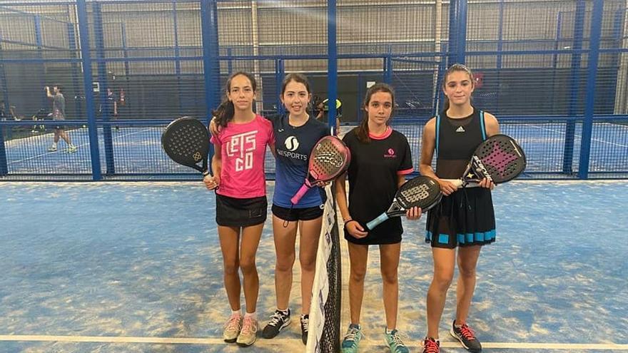 Finalitza la fase prèvia del Super Gran Slam de menors al Club Pàdel Indoor de Figueres