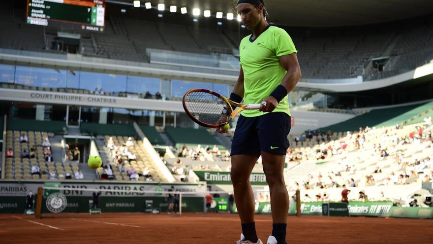 Nadal se mide a Schwartzmann por una plaza en semifinales de Roland Garros