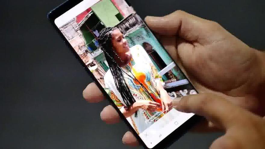 Así es la cámara doble del Samsung Galaxy Note 8
