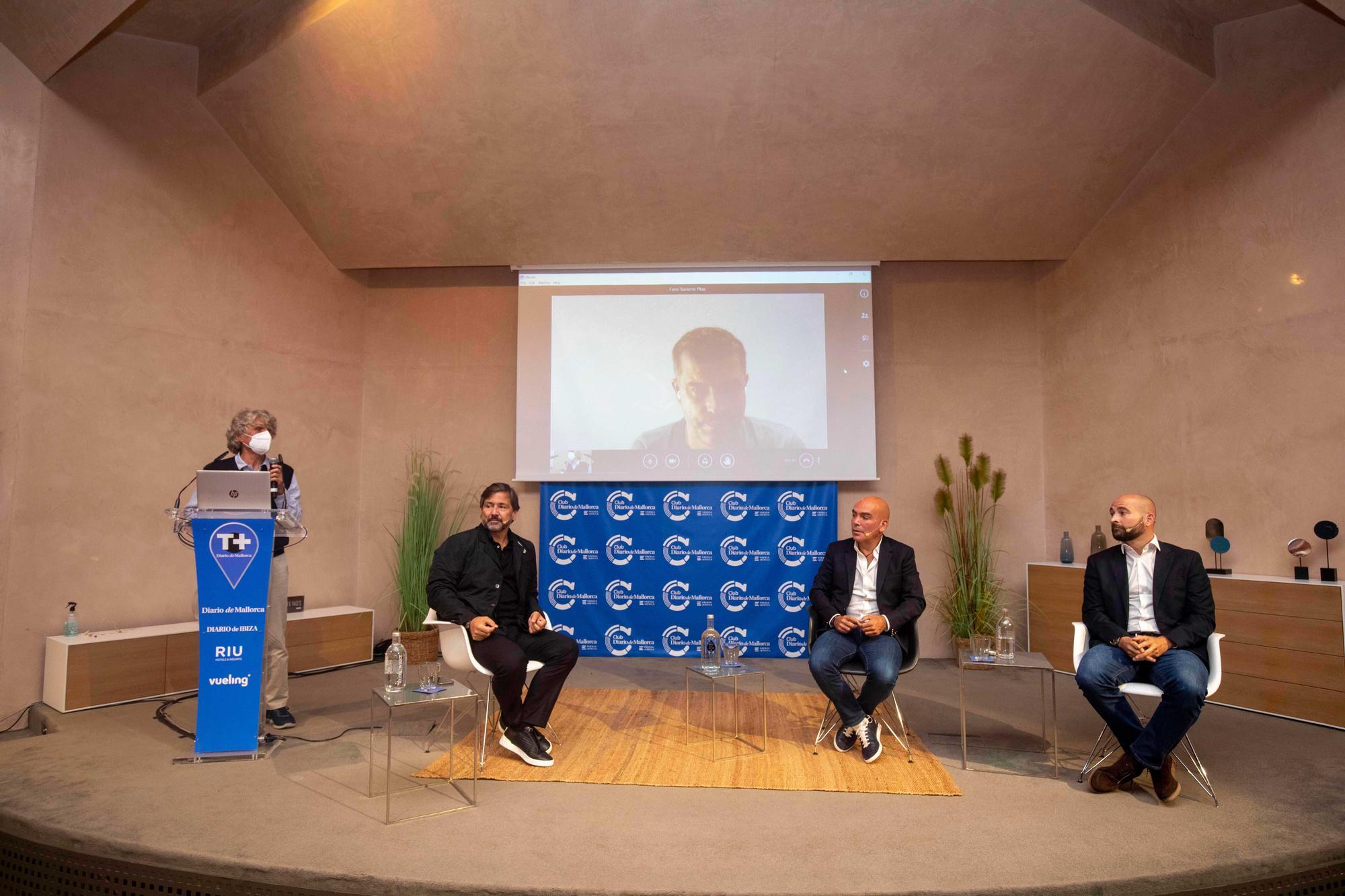 Foro Turismo+ en el Club Diario de Mallorca