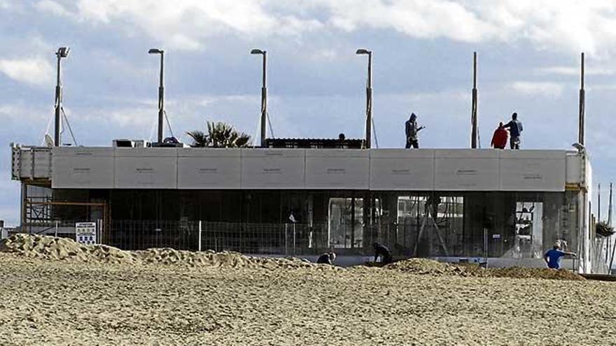 Nassau Beach Club: Hafenbehörde fordert 245.000 Euro Entschädigung
