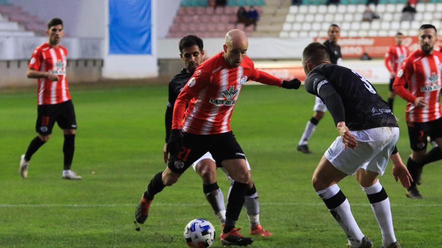 Zamora CF | Moha y Sergio García, suspendidos con dos partidos