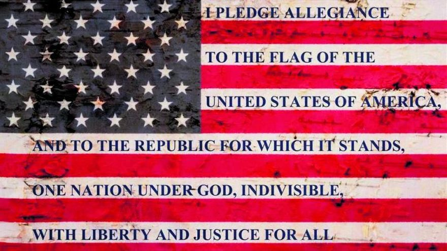 Ganando cierta perspectiva:  The Pledge of Allegiance