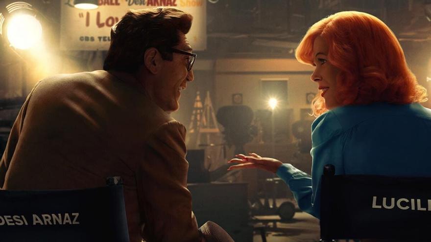 'Being the Ricardos', la película de Prime Video que ha unido a Javier Bardem y Nicole Kidman