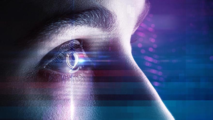 Crean un ojo artificial que imita la visión humana