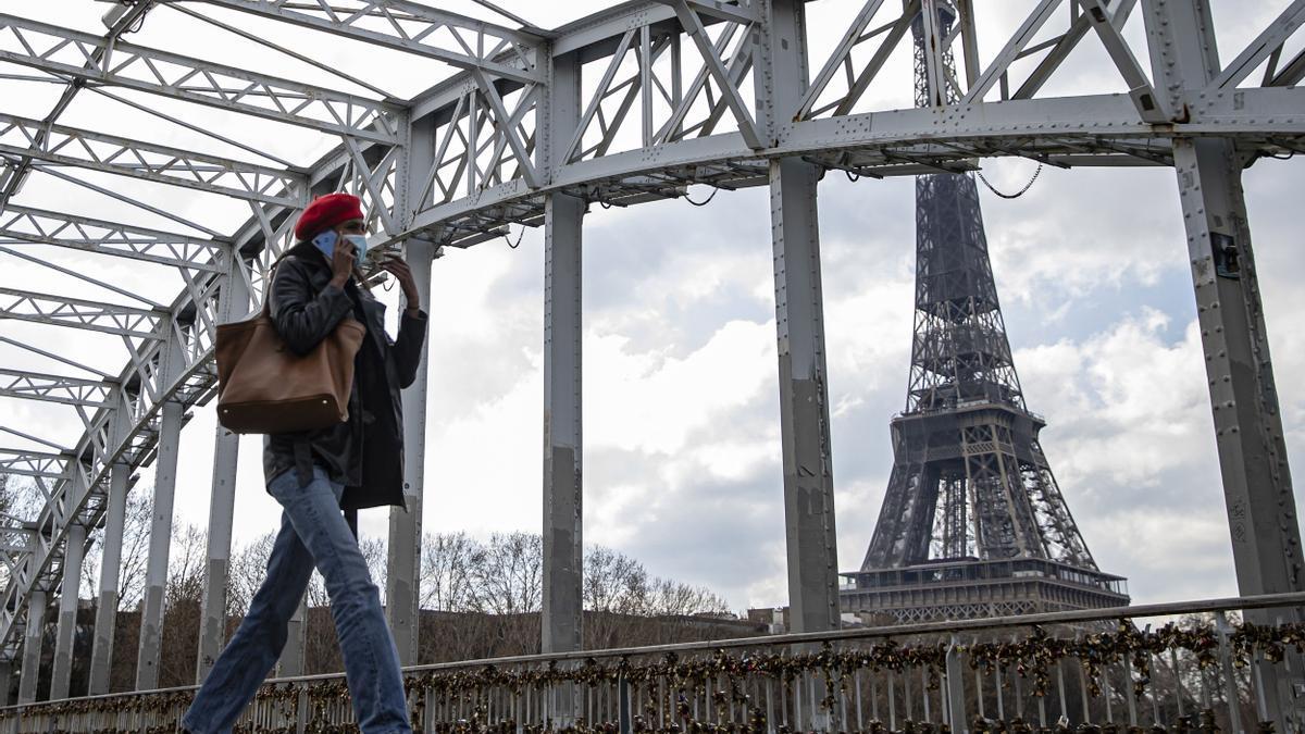 París afronta un nuevo confinamiento