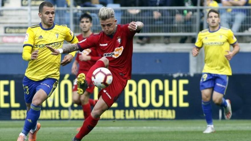 El Mallorca recibirá cien mil euros por la venta de Brandon del Rennes a Osasuna
