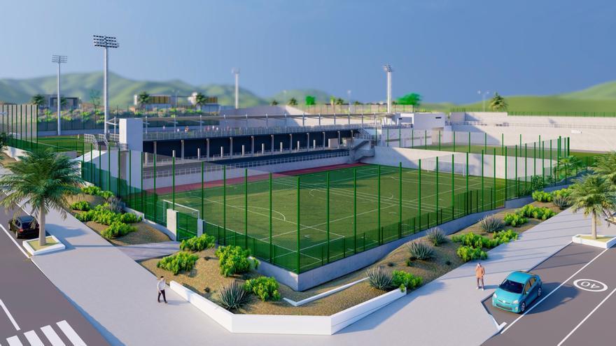 Luz verde para crear los nuevos campos de fútbol de La Suerte