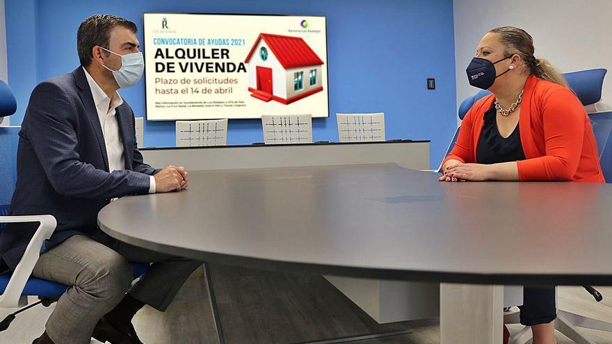 Las ayudas municipales al alquiler llegan a 145 familias