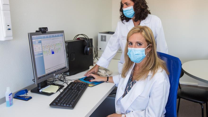 Enfermeras del Hospital General crean un algoritmo para predecir el empeoramiento de pacientes covid