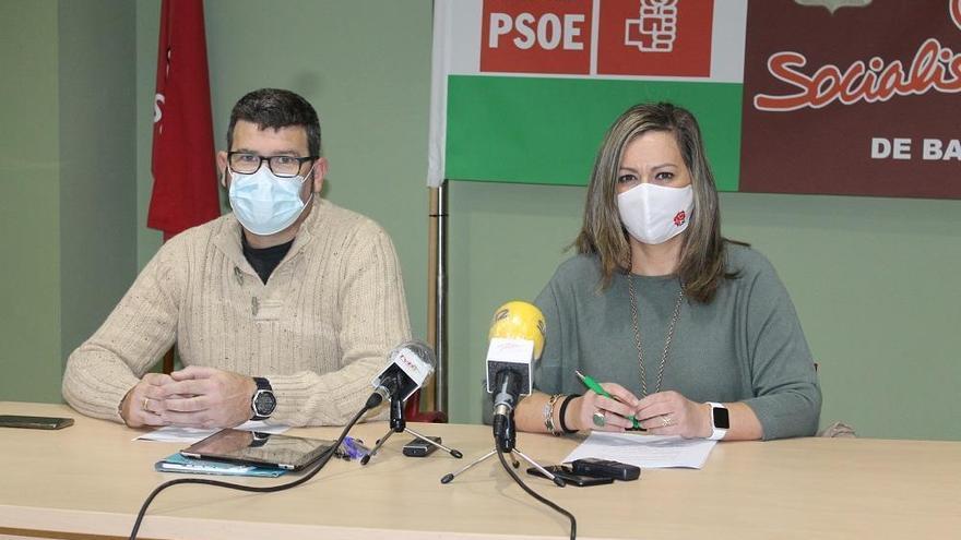 María Jesús Serrano afirma en Baena que el PSOE «siempre ha defendido» la N-432