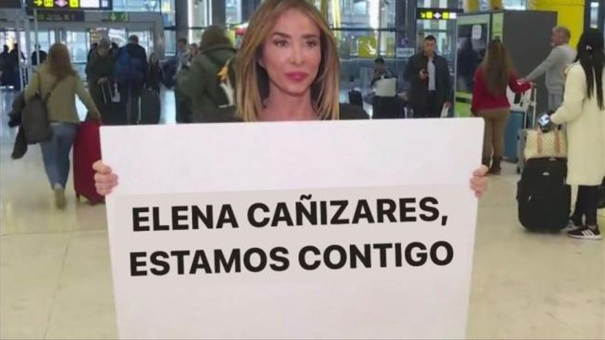 Elena Cañizares, la joven con Covid a la que querían echar sus compañeras de piso