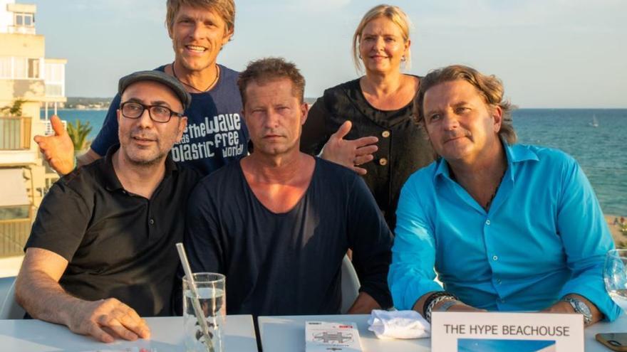 Til Schweiger unterstützt Konzept gegen Plastikmüll im Meer