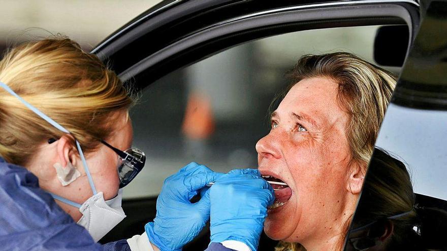 Nuevos casos de reinfección por coronavirus en Holanda y Bélgica