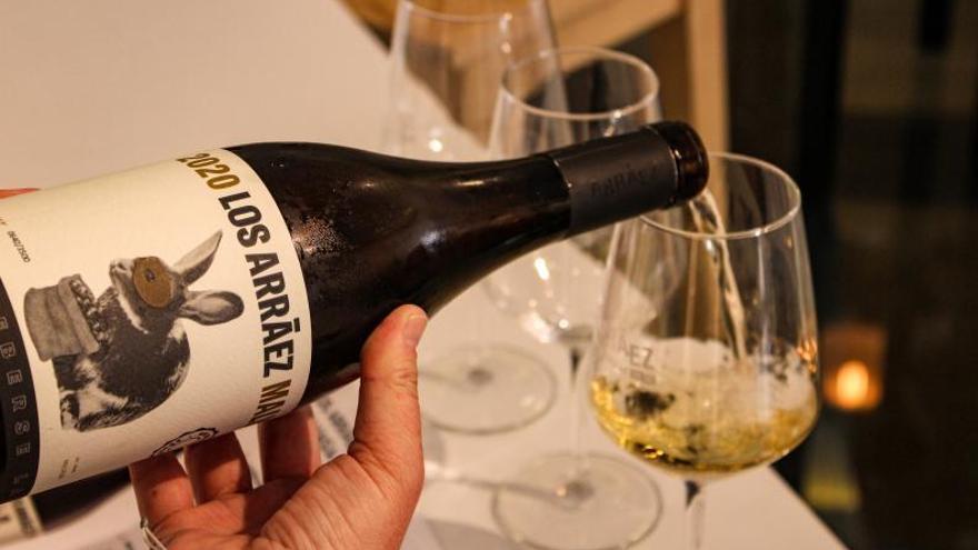 Arráez: vinos para beberse la vida