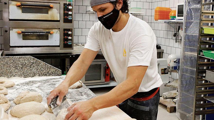 """In Palma hat die """"solidarische"""" Bäckerei Pan de Mar eröffnet"""