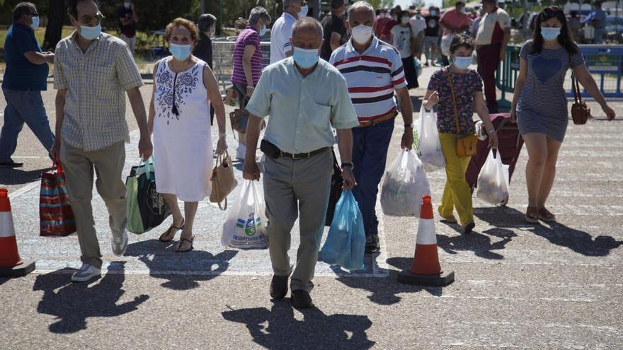 La Feria del Ajo de Zamora, reconvertida en Ifeza
