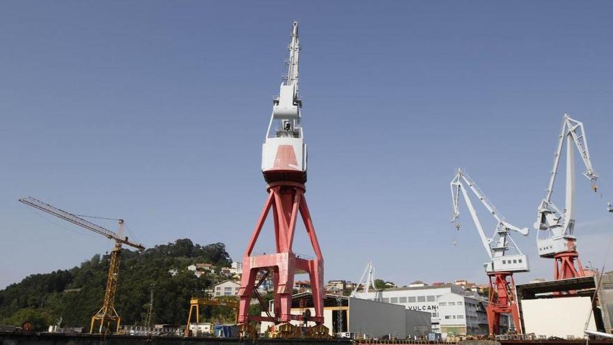 Marina Meridional urge ahora la adquisición de Vulcano