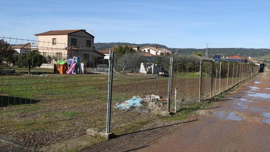 Las medidas de la Junta abarcan a viviendas de unas 40 parcelaciones