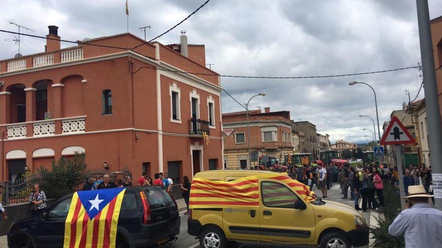 3-O, jornada de mobilitzacions massives a tot Girona